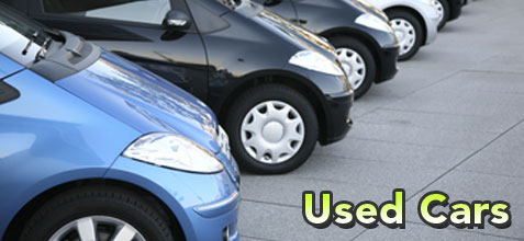 used cars web guide