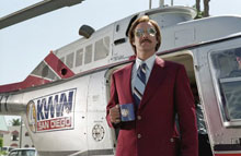 Will Ferrell in Anchorman