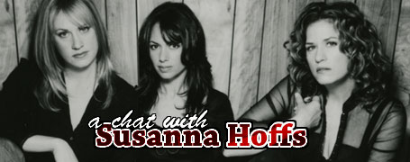 A chat with Susanna Hoffs
