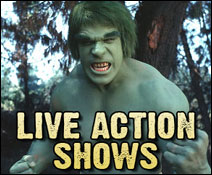 Live Action Shows