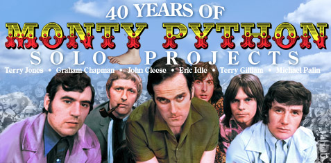 Monty Python Solo Projects