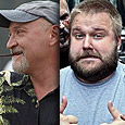 Frank Darabont and Robert Kirkman