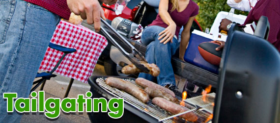 tailgating party information, tailgate drinks
