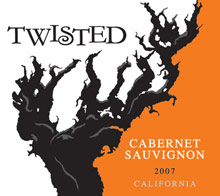 Twisted Wines Cabernet Sauvignon